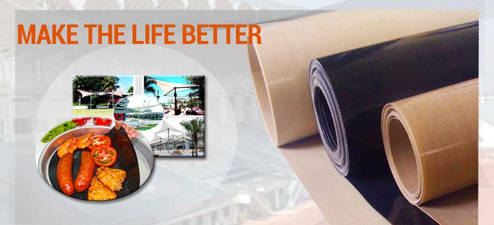Ptfe Fabric Ptfe Adhesive Ptfe Membrane Manufacturer