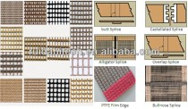 PTFE mesh conveyor belt teflon dryer belt