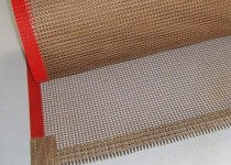 PTFE coated fiberglass mesh conveyor belt ,drying belt,
