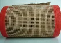 High temperature resistance PTFE coated conveyor dryer belt