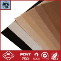 Manufacturer! High temperature resistance NON-STICKY ptfe teflon BBQ Grill mat