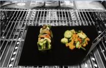 2016 New product 0.3MM heavy coating teflon BBQ grill mat PFOA free