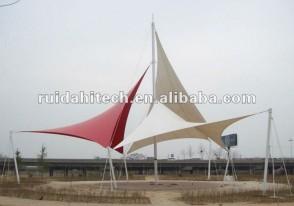 ruida high quality heat resistant teflon coated fiberglass fabric