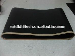 Teflon endless fusing machine belts PTFE fiberglass seamless belt
