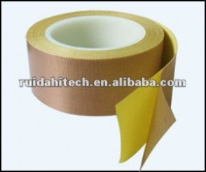 Teflon fiberglass waterproof fabric adhesive tape