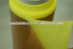 Manufacturer Teflon Adhesive Tape ptfe coated fiberglass adhesive tapes