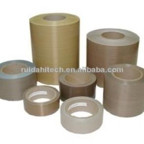 PTFE Coated Fiberglass Fabric PTFE Film Adhesive Tapes PTFE Self Adhesive Tape