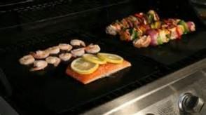 PTFE Reusable Teflon Non Stick BBQ Grill Mats
