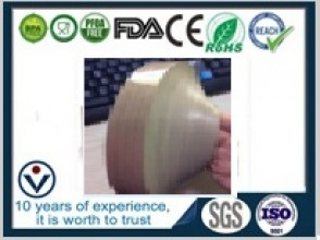 High temperature ptfe adhesive tape with release paper
