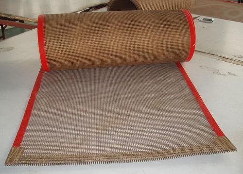 PTFE teflon coated fiberglass mesh dryer belt