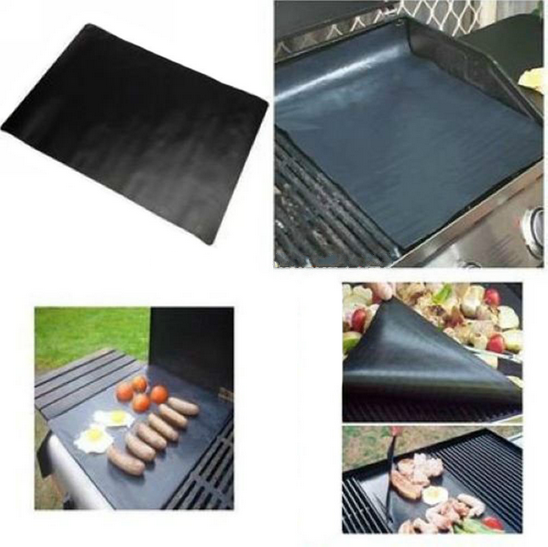 Easy used BBQ mesh Non-stick grill mat Teflon grill mat Baking mesh